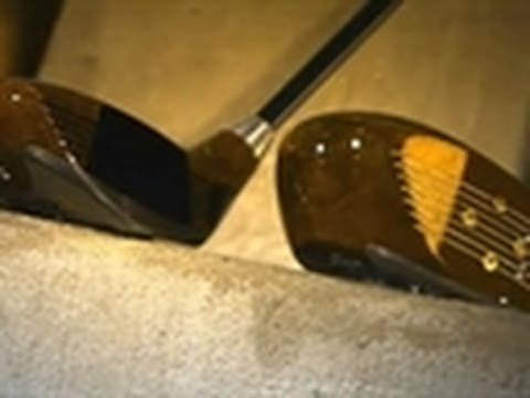 Wooden Golf Clubs | How It's Made Minisodes