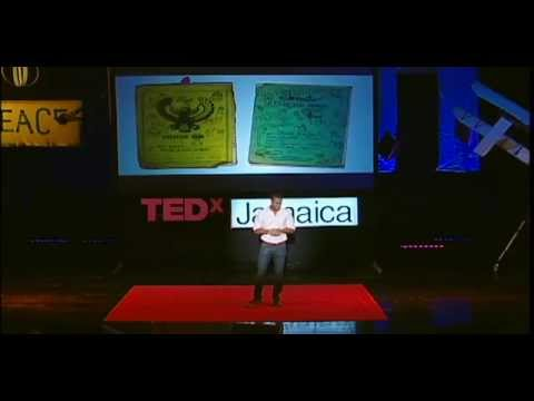 TEDxJamaica - Simon Benjamin : Investing in Imagination