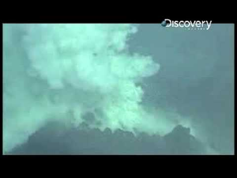 Undersea Eruption Now in Stereo