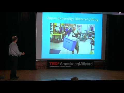 TEDxAmoskeagMillyard - Matt Albuquerque - The Promise of 21st Century Prosthetics