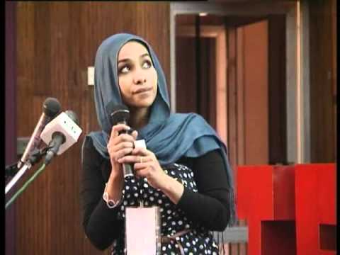 TEDxYouth@Khartoum,Wafa Elamin: Positive thinking, Nov.26.11