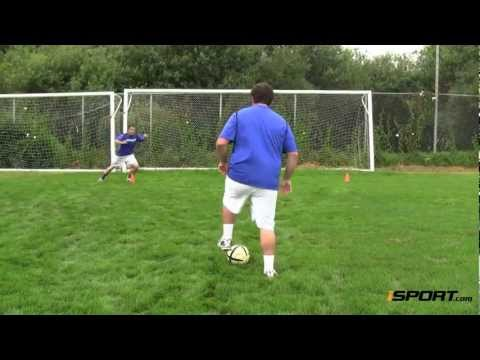Soccer Passing Drills: The Two-cone Pass