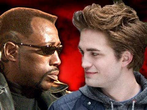 Twilight vs Blade: Rated Awesome #1