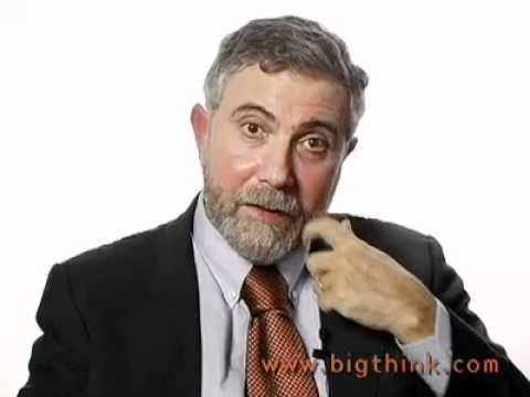 Paul Krugman on Meeting President Bush and Going into Government