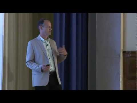 The 2050 City: Gregory Kiss at TEDxYouth@MSC