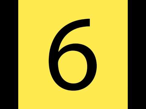 Skip Counting By 6 Song - Beginner