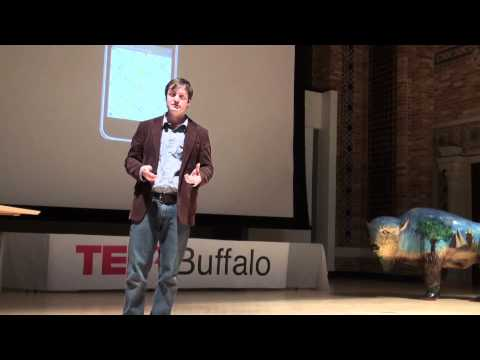 TEDxBuffalo - Brandon Kessler - Can We Solve Huge Problems Through the Internet?