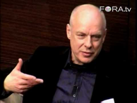 The Birth of the Long Now Foundation - Brian Eno