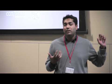 TEDxConstitutionDrive - Anant Agrawal - Cash:  In God We Trust