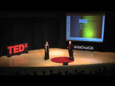 TEDxSantaCruz: Nancy Abrams and Joel Primack - Changing The World Through A Shared Cosmology