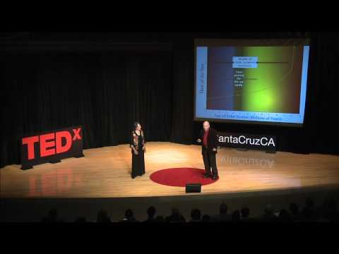 TEDxSantaCruz: Nancy Abrams and Joel Primack - Changing The World Through A Shared Cosmology