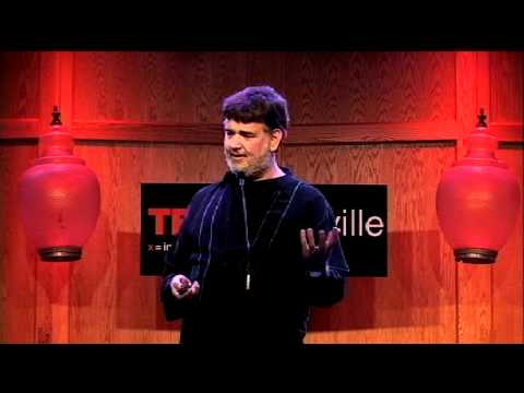 TEDxKnoxville - Doug Floyd - Navigating Our Way to Vision