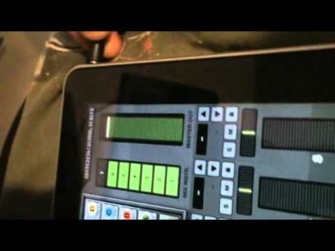 random DJ ipad video
