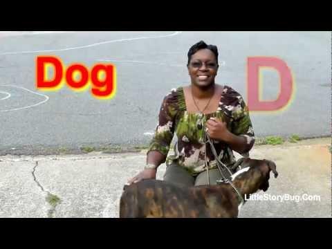 Preschool Activity - D is for Dog - Littlestorybug