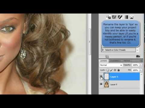 Photoshop CS5 - Tips On Making Your Pictures Look Perfect - Tutorial