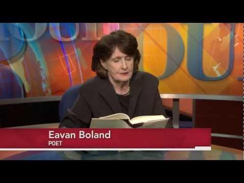 Poet Eavan Boland Reads 'Quarantine'