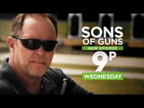 Sons of Guns | Wednesdays at 9PM e/p on Discovery*