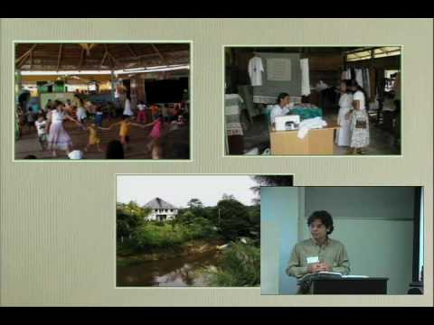 The Role of Sacramental Plants in Sustainable Communities in the Western Amazon
