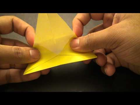 Origami Daily - 085: Christmas Bell - TCGames [HD]