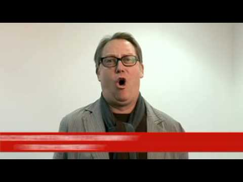 Vic Reeves Club Singer - Funny for Money - Red Nose Day 2009