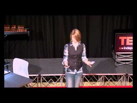 TEDxTeddington - Charlotte Stevens - 'Kaiya's World'