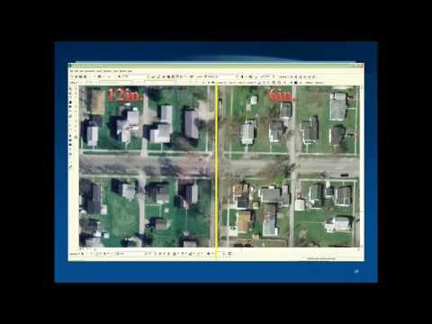 What is GIS pt.6 - Rasters   Vectors.flv