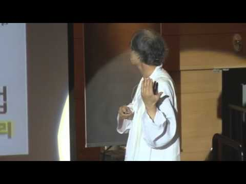 TEDxPalgong - Seongjin Cho - The Anthropology of Korean Motion