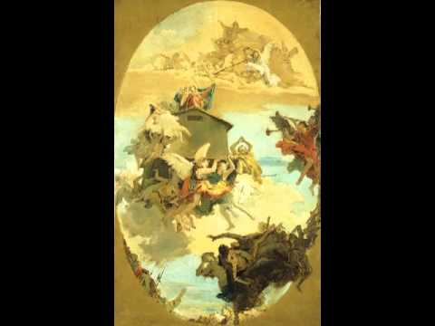 The Miracle of the Holy House of Loreto , Giovanni Battista Tiepolo