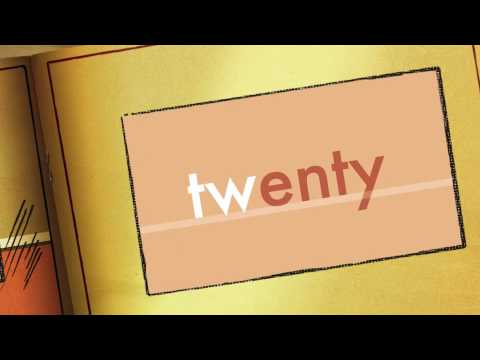 tw - Consonant Blends - twist, twins, twelve