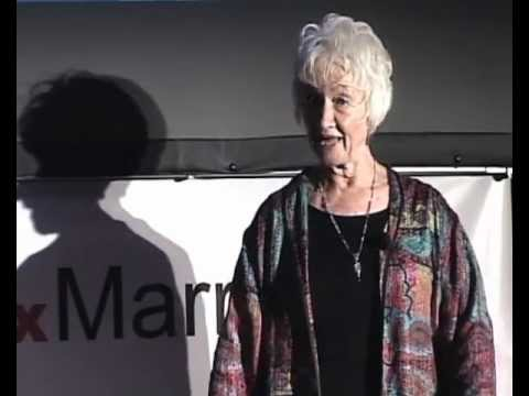 TEDxMarrakesh - Elisabet Sahtouris - East & West in our Global Family
