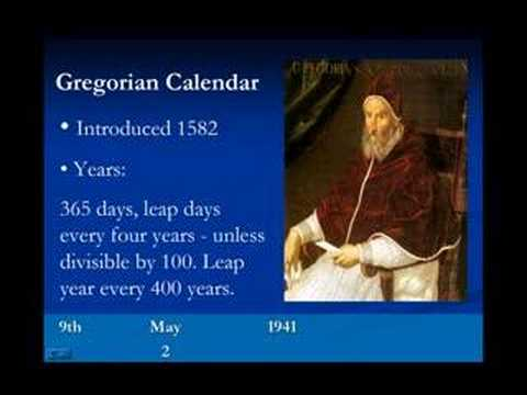 The Calendar Trick