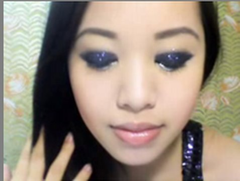 New Years Eve / Party Makeup Tutorial