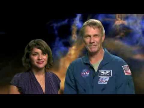 Norah Jones and NASA astronaut Piers Sellers on NASA Spinoff Technology
