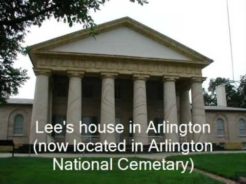 Robert E Lee short Biography