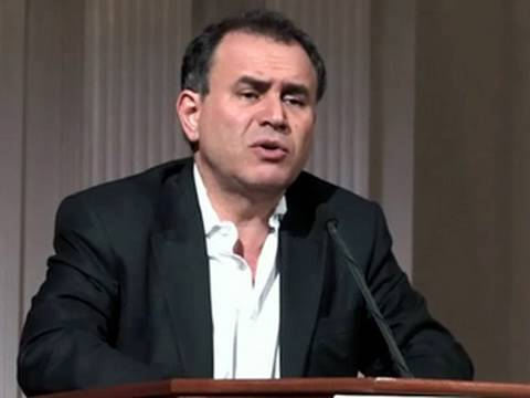 Nouriel Roubini: Time to Close the 'Financial Supermarkets'
