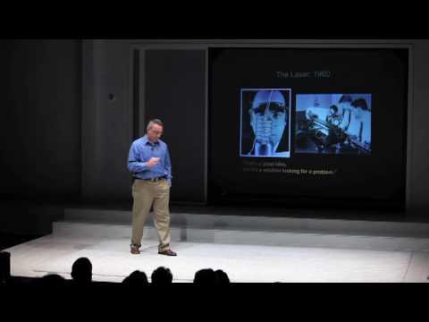 TEDxRochester - Todd Krauss - 11/2/09