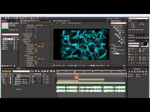 Particle Scope // After Effects Tutorial // by RevossHD