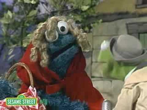 Sesame Street: Kermit News And Goody Basket