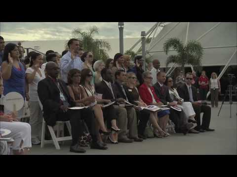 New Citizens at KSC