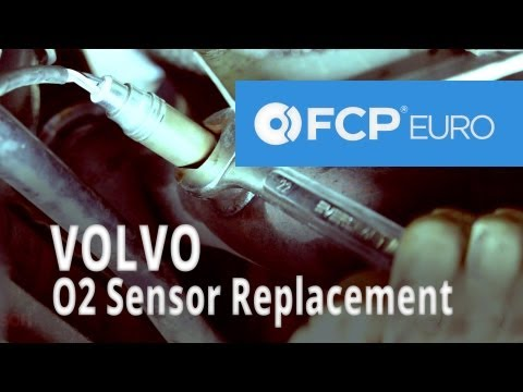 Volvo Oxygen Sensor Replacement (850 Turbo Front, Rear) FCP Euro