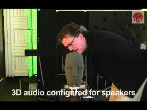 Studio 360: A First Listen to 3D Sound