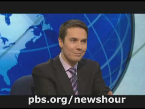 THE NEWSHOUR WITH JIM LEHRER | Gwen Ifill on Obama's Interview | PBS