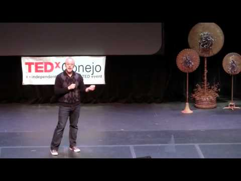 TEDxConejo - Michael Weiss - A Special Opportunity