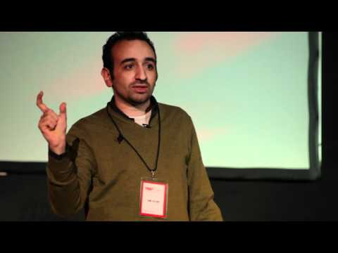 TEDxCairo - Amr Salama - How to advertise a revolution.