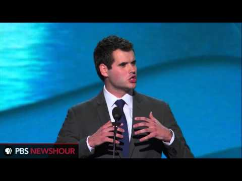 Zach Wahls, Son of a Lesbian Couple, Addresses DNC