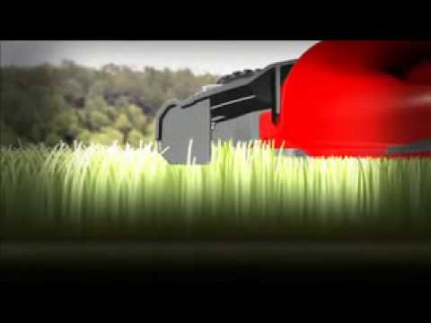 The Troy-Bilt Push Lawn Mower with Tri-Action Cutting System