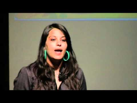TEDxKinnaird - Natasha Noorani - Your World Through a New Lens