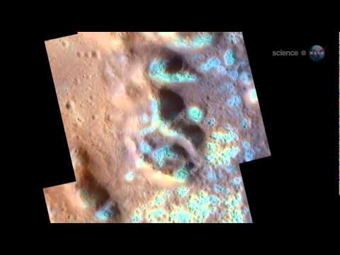 ScienceCasts: The Sleepy Hollows of Mercury
