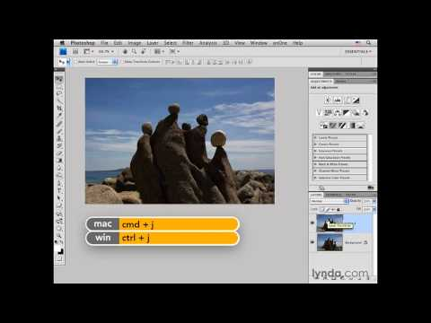 Photoshop: Adding light to enhance exposure | lynda.com