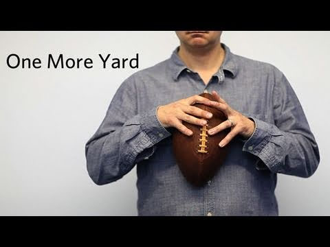 One More Yard
